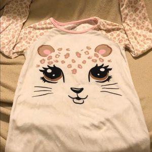 Kitty nightgown